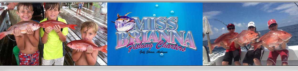 Gulf Shores Fishing Banner