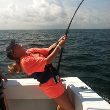 6 Hour Charter Fishing