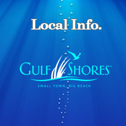 Gulf Shores Local Information